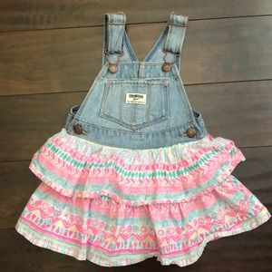 Dress overall! Worn once